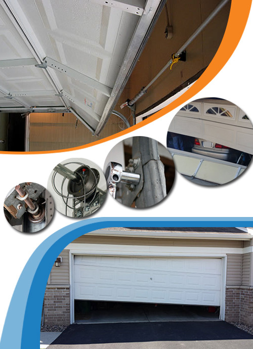 Garage Door Off Track Repair Los Angeles